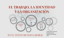Copy of Copy of EL TRABAJO, LA IDENTIDAD Y LA ORGAIZACIÓN