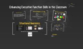 Enhancing Executive Function