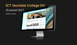 Presentatie ICT Vechtdal College DV