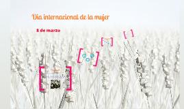 Copy of Dia de la mujer