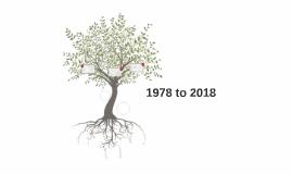 1978 to 2018