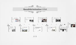 Copy of Racediskrimination i U.S.A