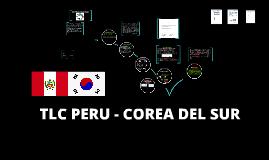 TLC PERU - COREA DEL SUR