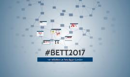 #BETT2017
