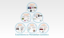 Copy of AP Bio- Mendelian Genetics 2:  Extensions to Mendelian Genetics