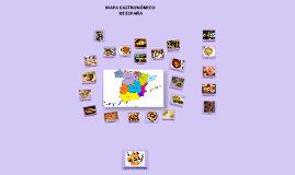 Copy of MAPA GASTRONÓMICO DE ESPAÑA