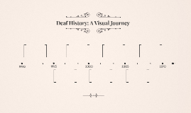 Deaf History: A Visual Journey