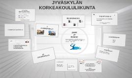 JAMK syksy17 Jyväskylän Korkeakoululiikunta