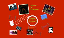 Game Moodboard