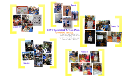 Specialist Action Plan 2011