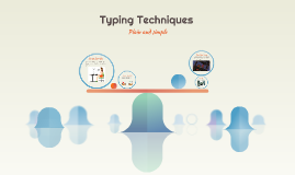Typing Techniqes