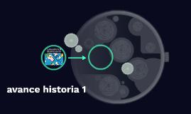 avance historia 1