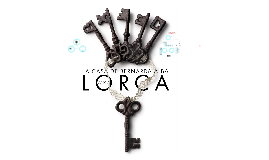 """Copy of Análisis literario de la tragedia """"La casa de Bernarda Alba"""" de Federico García Lorca"""