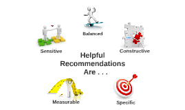 Helpful Recommendations Are ...