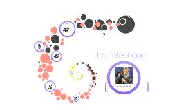 Copy of Le Telephone