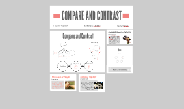 Copy of COMPARE AND CONTRAST