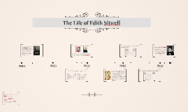 The Life of Edith Sitwell