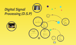 Digital Signal  Processing (D.S.P)