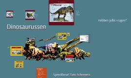 Copy of Dinosaur Adaptations