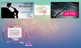 Copy of Taller de Introducción al Coaching