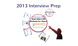 Interview Training 2013