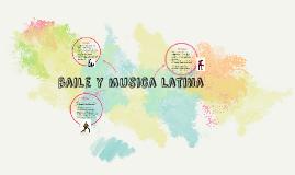 baile y musica latina