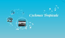 Cyclones Tropicale