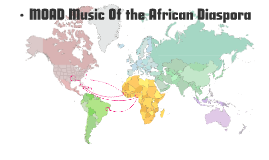 Music of the African Diaspora