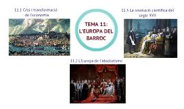 Copy of tema 11: Europa s. XVII