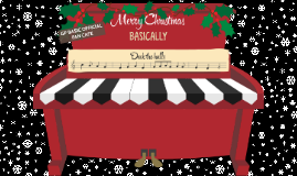 Copy of Musical Christmas card
