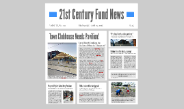 21st Century Fund News