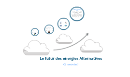 Les énergies alternatives