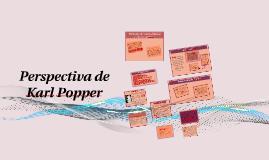 Copy of Perspectiva de  Karl Popper