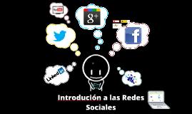 Copy of Redes Sociales