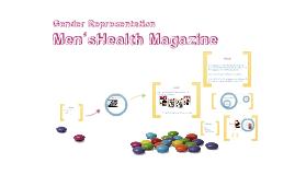 Copy of Gender representation on Men'sHealth Magazine