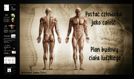 Postać człowieka