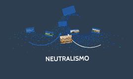 Copy of El Neutralismo es una relación Interespecífica en donde dos