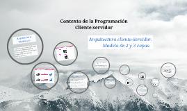 Copy of Copy of Contexto de la Programacion