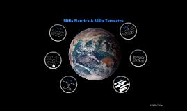 Millas Náuticas & Terrestres.