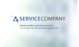 ServiceCompany - CHECK PLAN DO