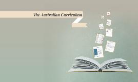 The Australian Curriculum