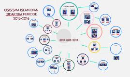 OSIS SMA ISLAM DIAN DIDAKTIKA PERIODE 2015-2016