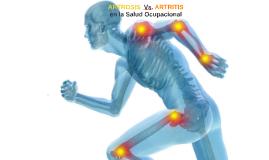 Artrosis y Artritis desde la SO