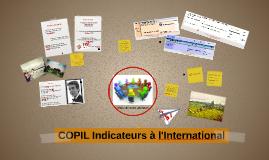 COPIL Indicateurs Biodiversité
