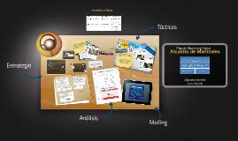 Plan de Marketing Digital Alcaldía de Manizales