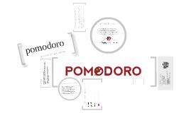 Copy of Pomodoro.us - presentazione