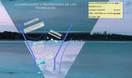 BLOQUE I CLASIFICACIÓN Y PROPIEDADES DE LOS TRIANGULOS