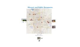 "Rhetoric and Public Documents: A Rhetorical Analysis of the Oklahoma City ""Maps 3"" Initiative"