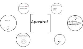 Copy of Apostrof