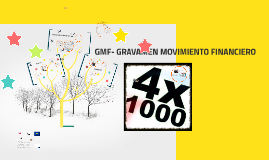 Gravamen Movimiento Financiero - GMF
